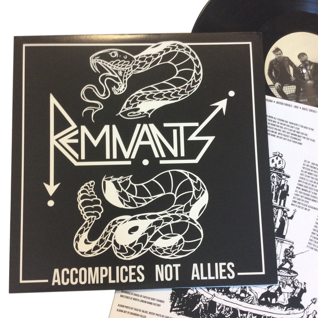 Remnants: Accomplices Not Allies 12