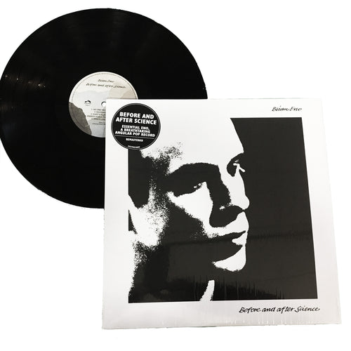 Brian Eno: Before and After Science 12