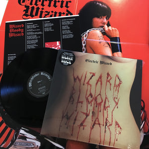 Electric Wizard: Wizard Bloody Wizard 12""
