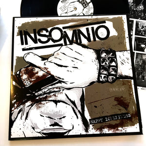 "Insomnio: Happy Loneliness 12"" (new)"