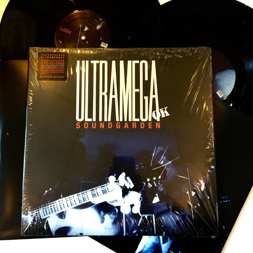 Soundgarden: Ultramega OK 12