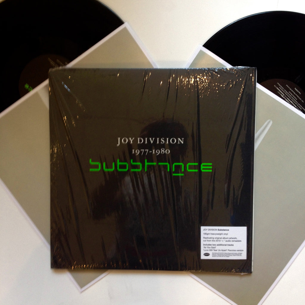 "Joy Division: Substance 2x12"" (new)"