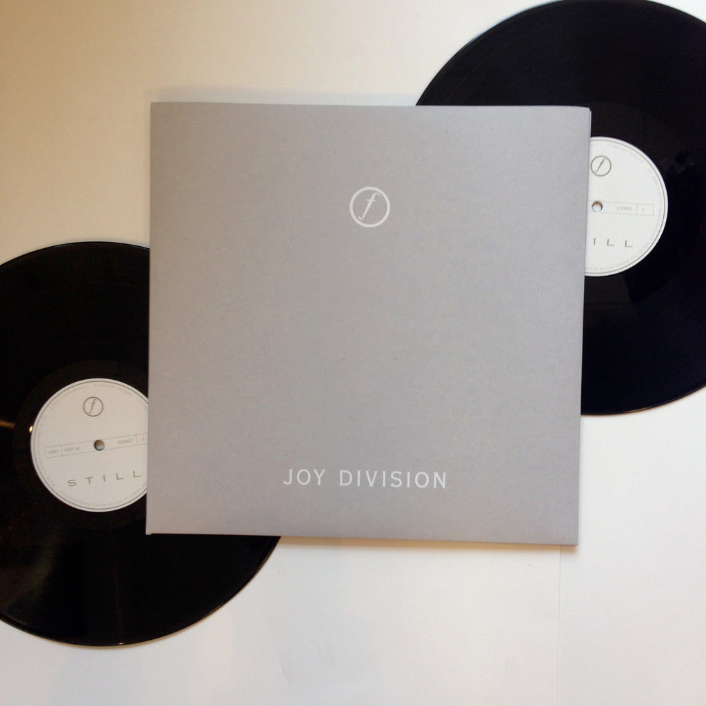 "Joy Division: Still 2x12"" (new)"