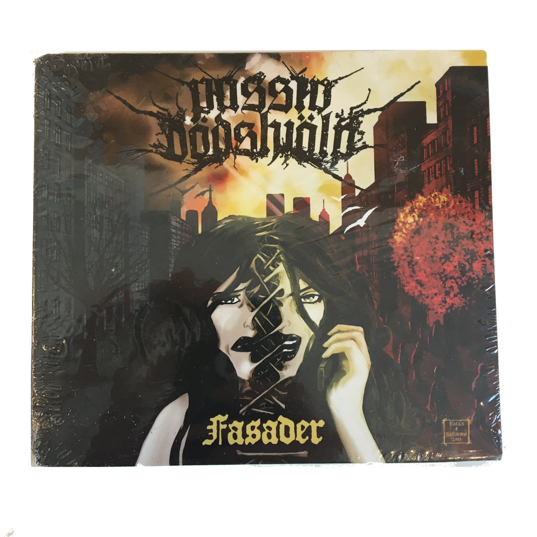 Passiv Dodshjalp: Fasader CD (new)