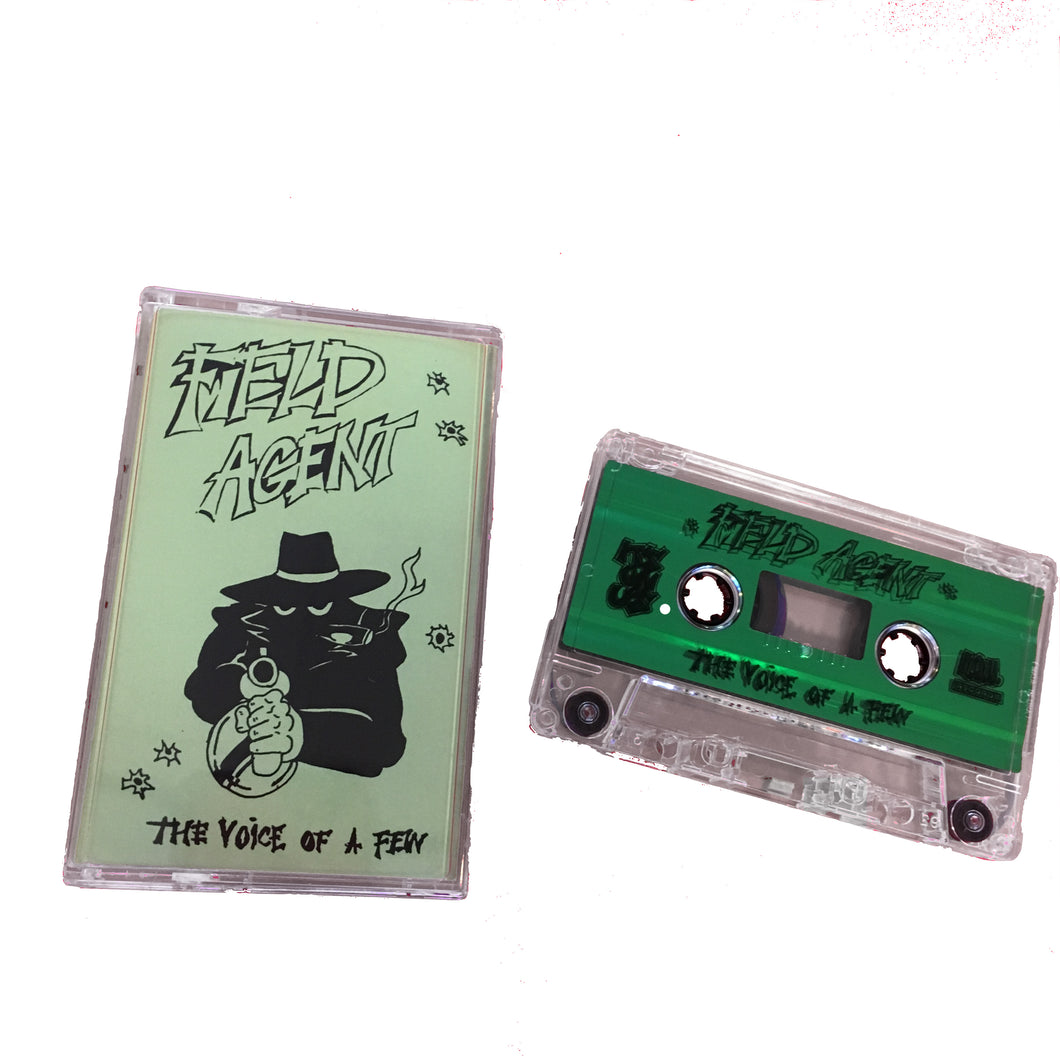 Field Agent: The Voice of a Few cassette