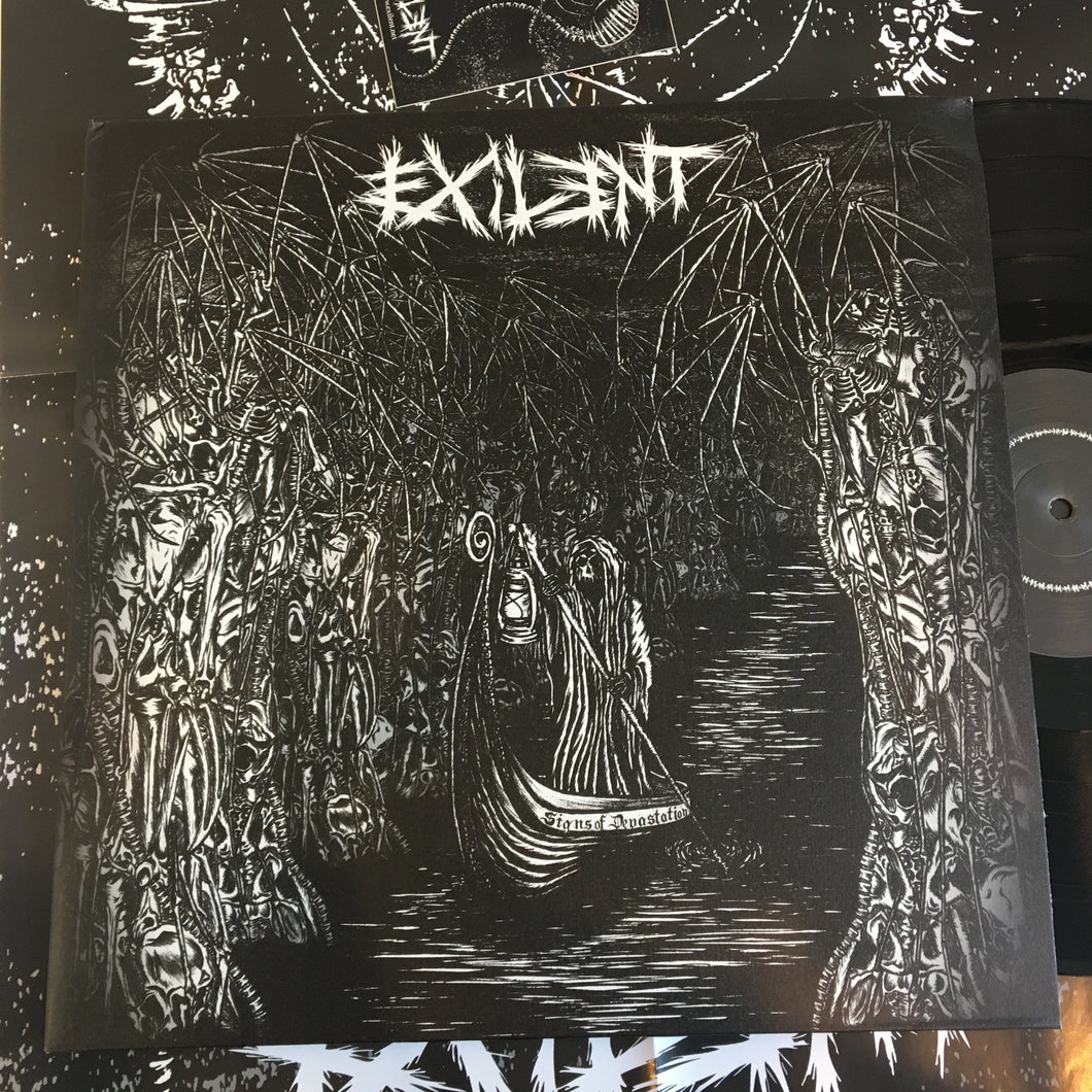 Exilent: Signs of Devastation 12
