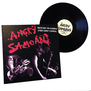 Angry Samoans: Return To Samoa (The Lost Tapes) 12""