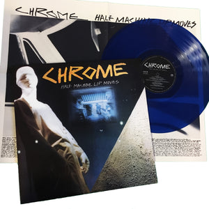 Chrome: Half Machine Lip Moves 12""