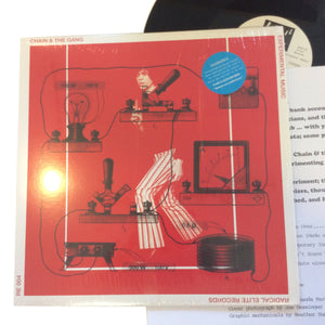 Chain & the Gang; Experimental Music 12""