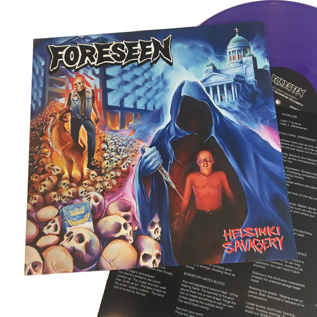 Foreseen: Helsinki Savagery 12