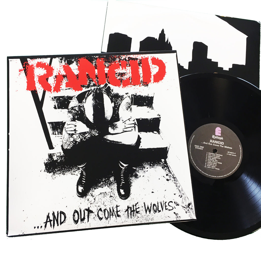 Rancid: And Out Come the Wolves 12