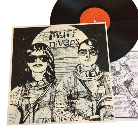 "Muff Divers: Dreams of the Gentlest Texture 12"" (new)"