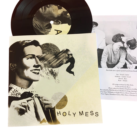 "Pale Kids: Holy Mess 7"" (new)"