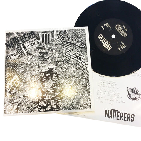 "Natterers: Toxic Care 7"" (new)"