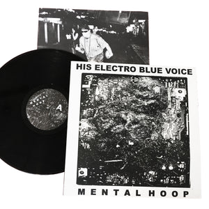 His Electro Blue Voice: Mental Hoop 12""