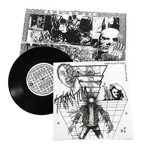 Tarantüla: Weird Tales of Radiation and Hate 7""