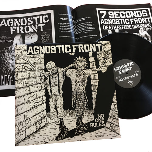 Agnostic Front: No One Rules 12