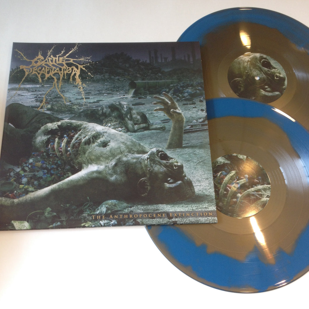 Cattle Decapitation: The Anthropocene Extinction 12