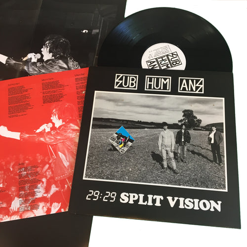Subhumans: 29:29 Split Vision 12