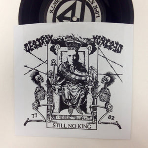 Various: Still No King 7""