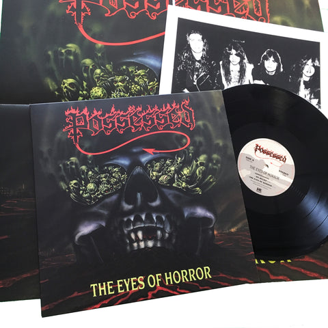 Possessed: The Eyes of Horror 12""