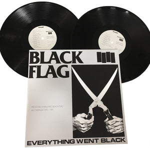 Black Flag: Everything Went Black 2x12""
