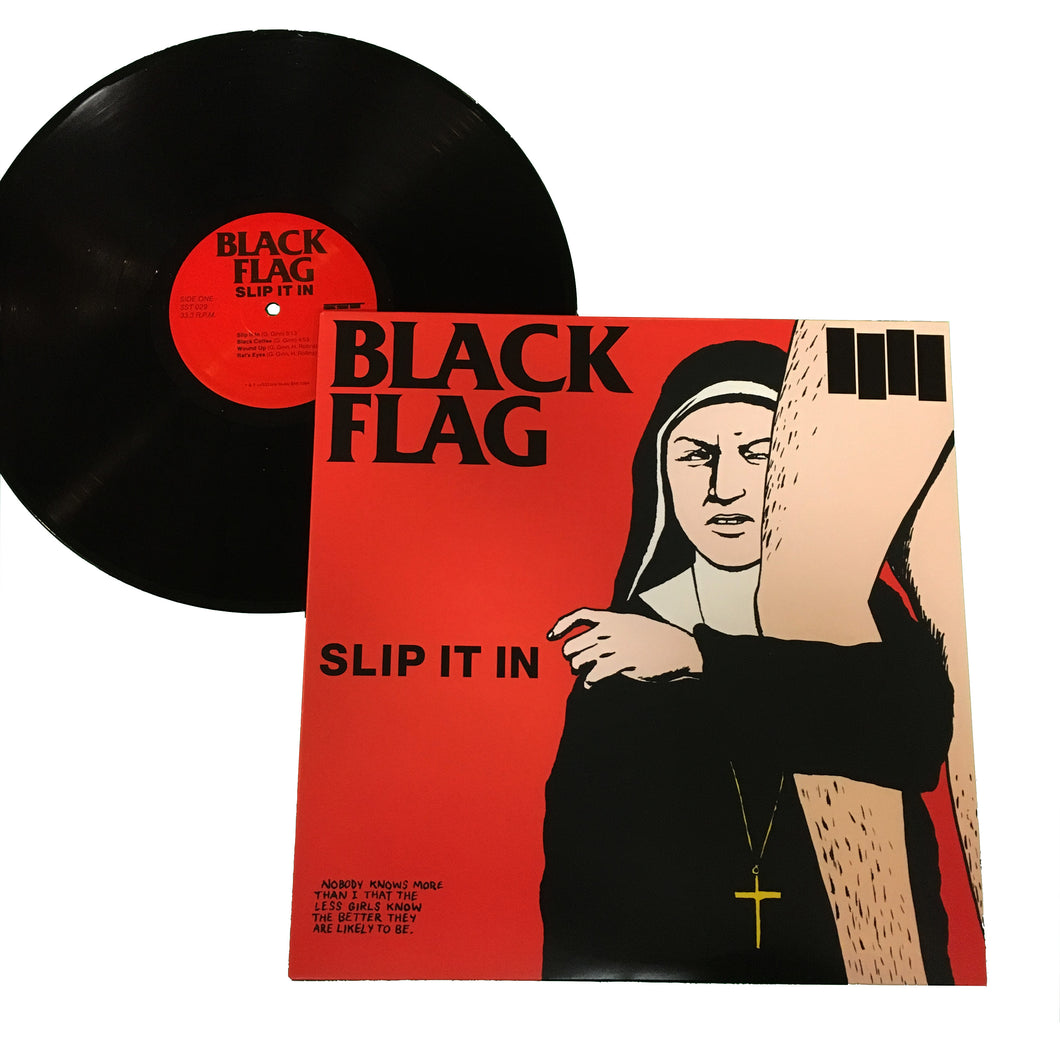 Black Flag: Slip It In 12