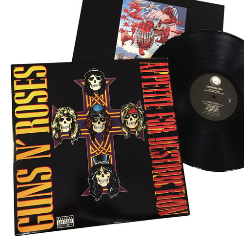 Guns N Roses: Appetite for Destruction 12