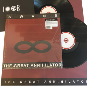 Swans: The Great Annihilator 12""