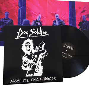 Dog Soldier: Absolute Epic Horrors 12""