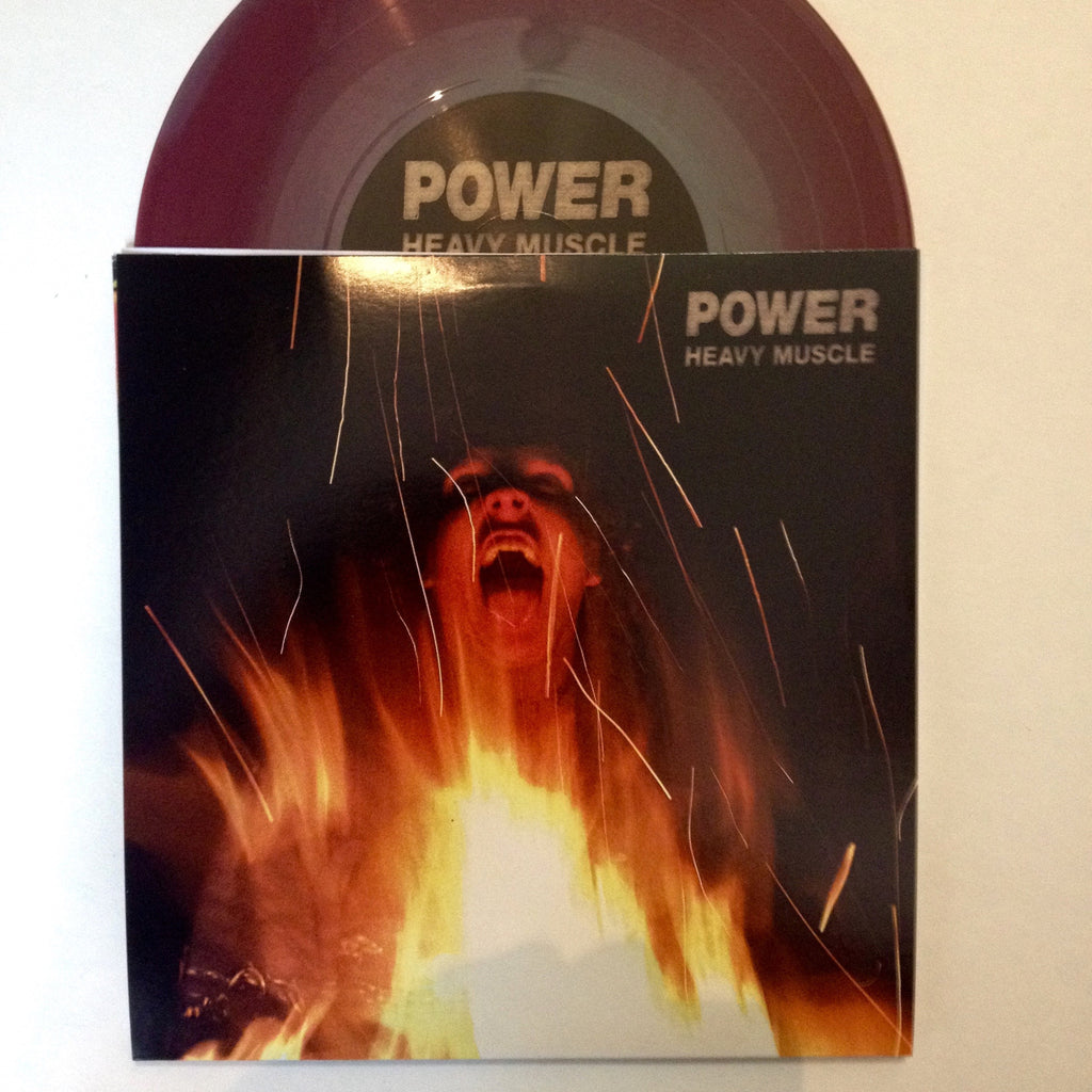 Power: Heavy Muscle 7""