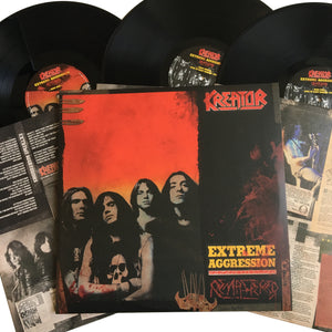 "Kreator: Extreme Aggression 12"" (new)"