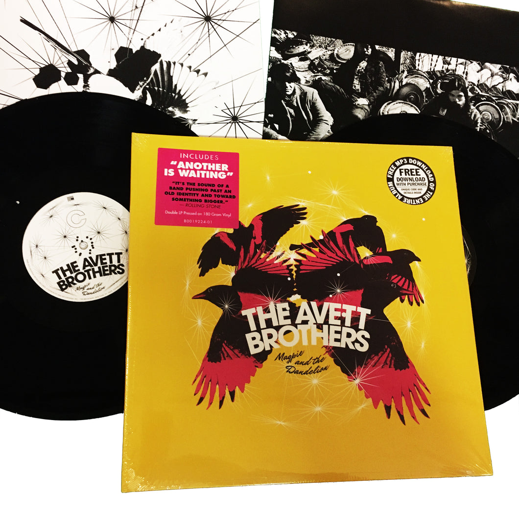 The Avett Brothers: Magpie and the Dandelion 2x12