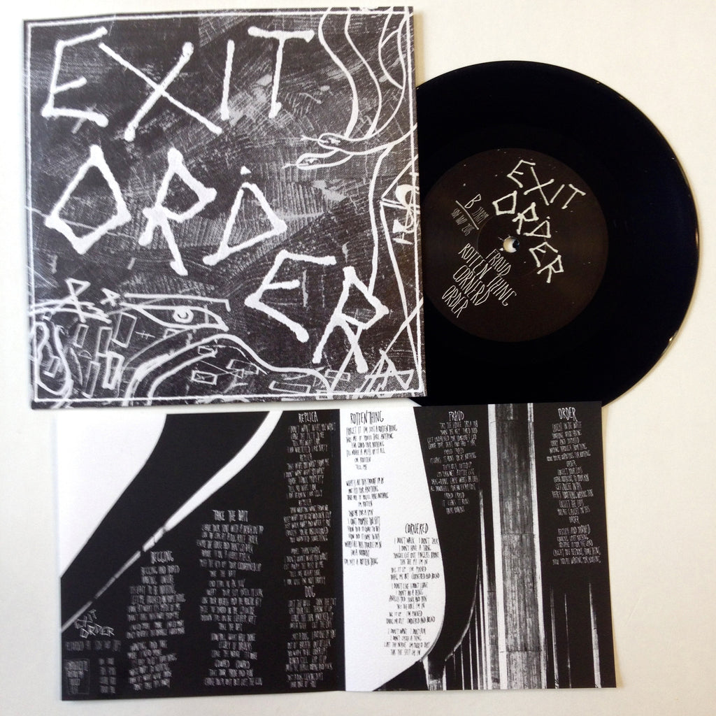 Exit Order: S/T 7""