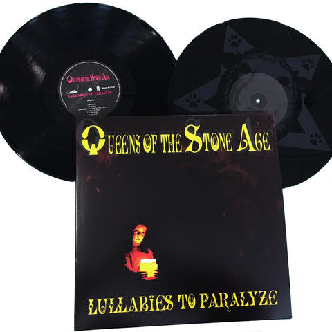 Queens of the Stone Age: Lullabies to Paralyze 2x12""