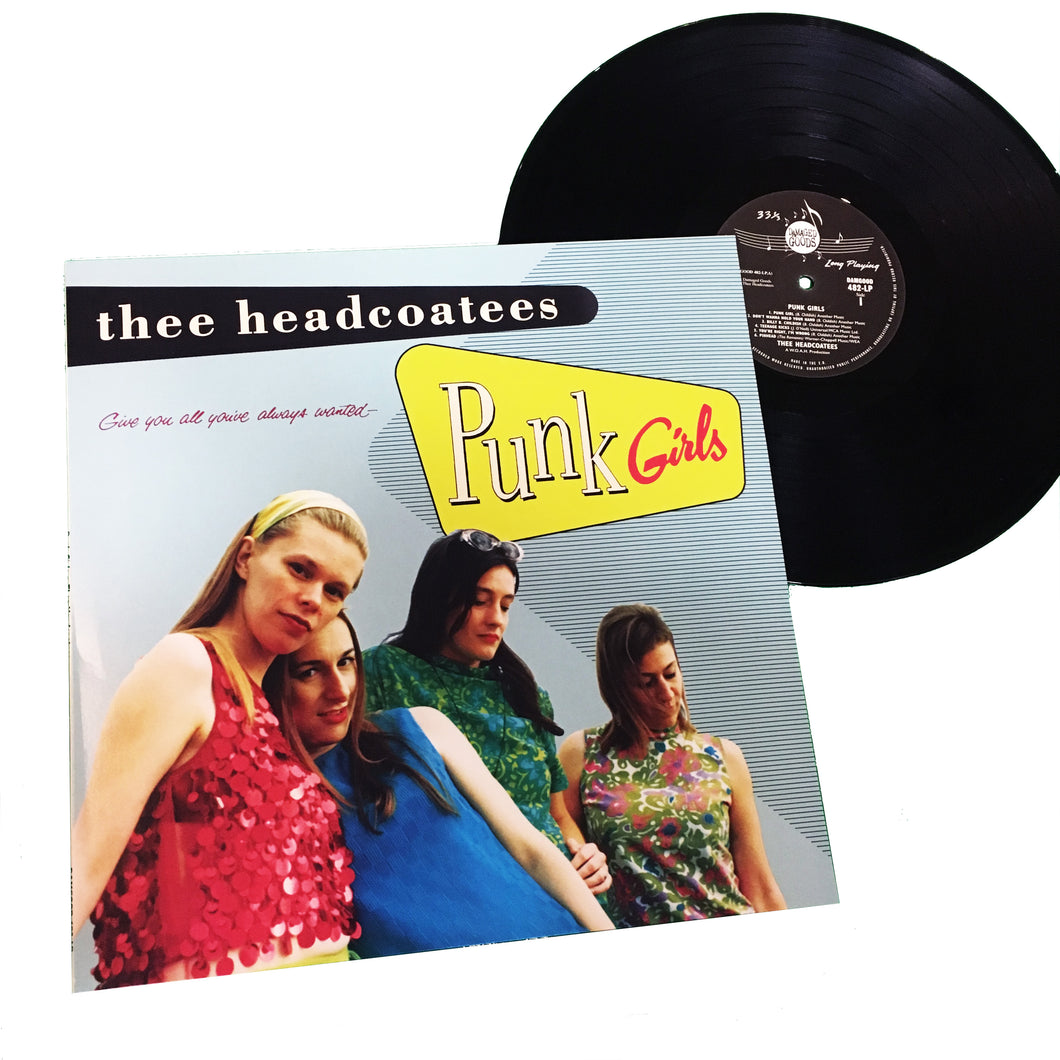 Thee Headcoatees: Punk Girls 12