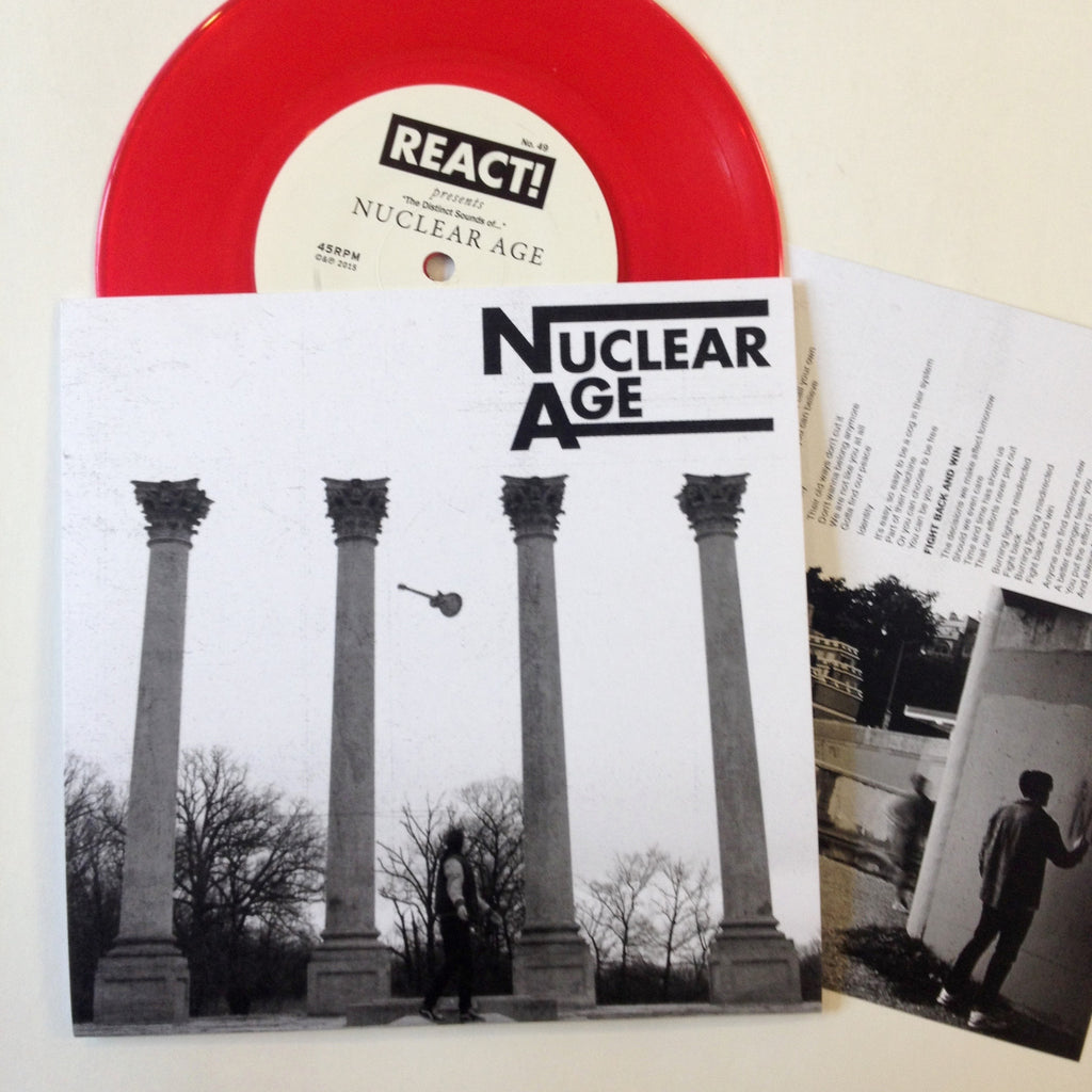 Nuclear Age: The Distinct Sounds of 7""