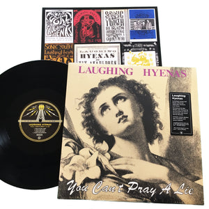 Laughing Hyenas: You Can't Pray a Lie 12""