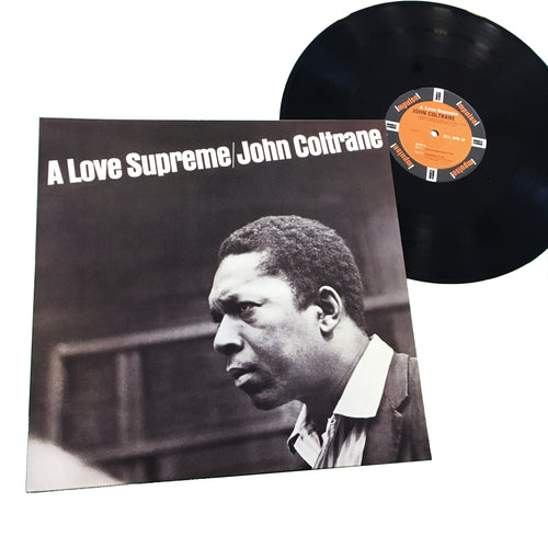 John Coltrane: A Love Supreme 12