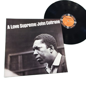 John Coltrane: A Love Supreme 12""