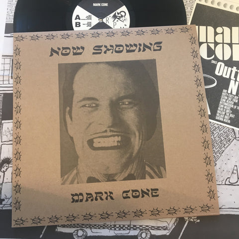 "Mark Cone: Now Showing 12"" (new)"