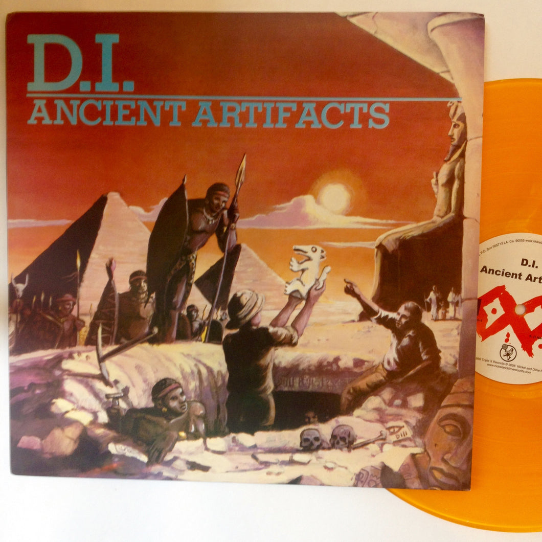 DI: Ancient Artifacts 12