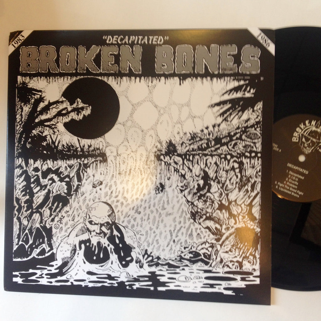 Broken Bones: Decapitated 12""