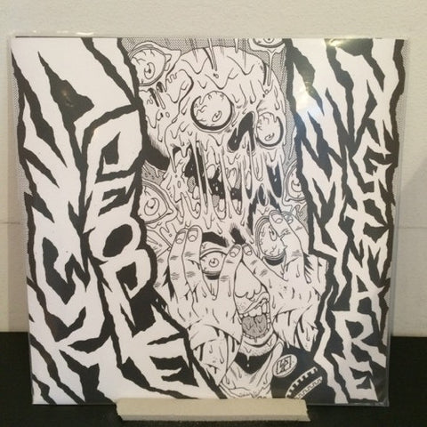Sick People: In My Nightmare 7""