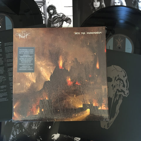 "Celtic Frost: Into the Pandemonium 12"" (new)"