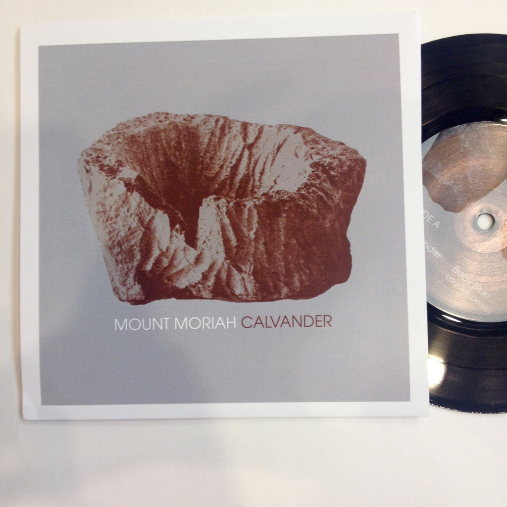 "Mount Moriah: Calvander 7"" (new)"