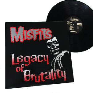 Misfits: Legacy of Brutality 12""