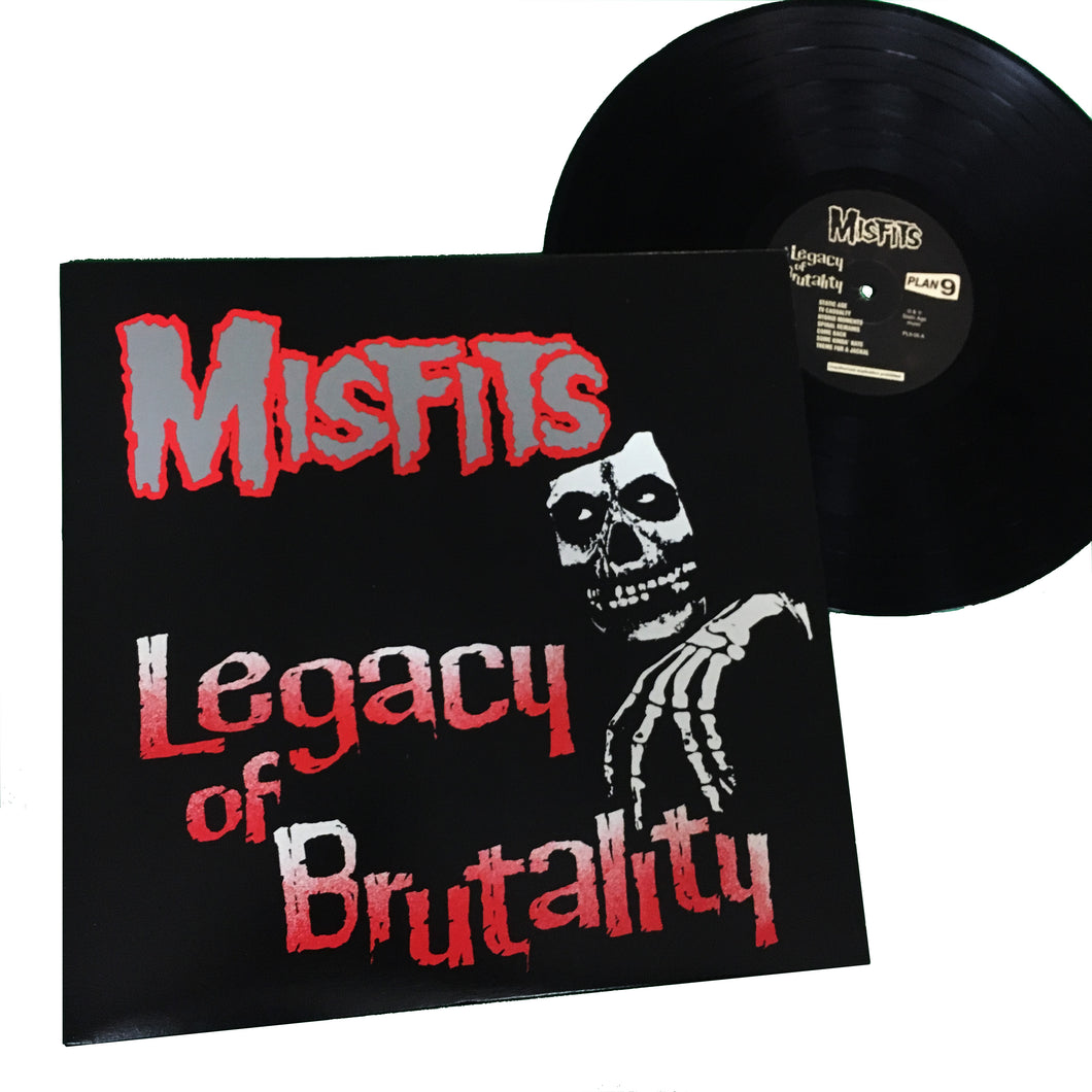 Misfits: Legacy of Brutality 12