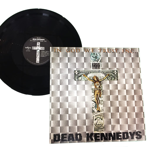 Dead Kennedys: In God We Trust, Inc. 12