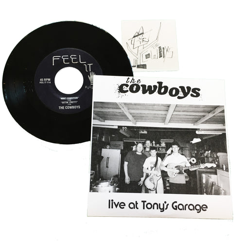 The Cowboys: Live at Tony's Garage 7